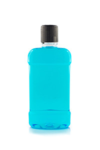 Mouthwash, in combination with brushing and flossing, is an important part of oral care.